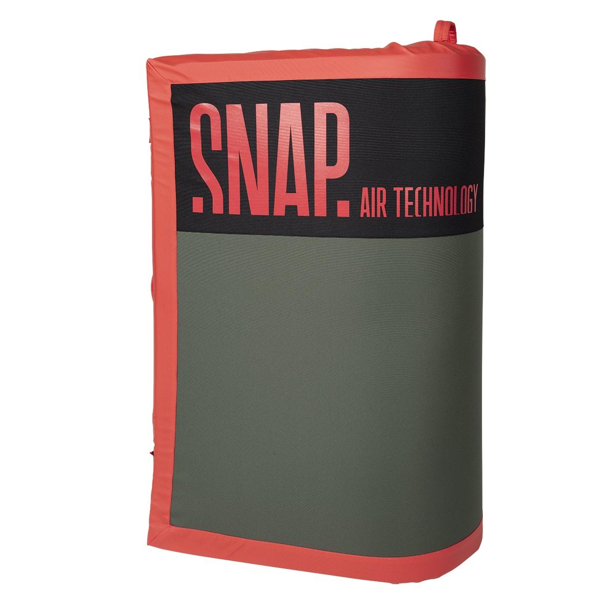 easy to carry wham crash pad