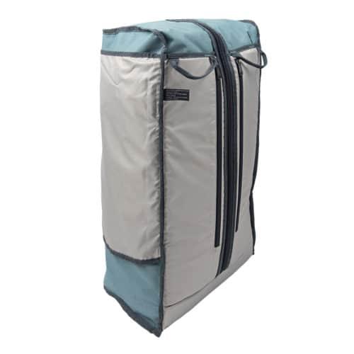 interior climbing rope bag