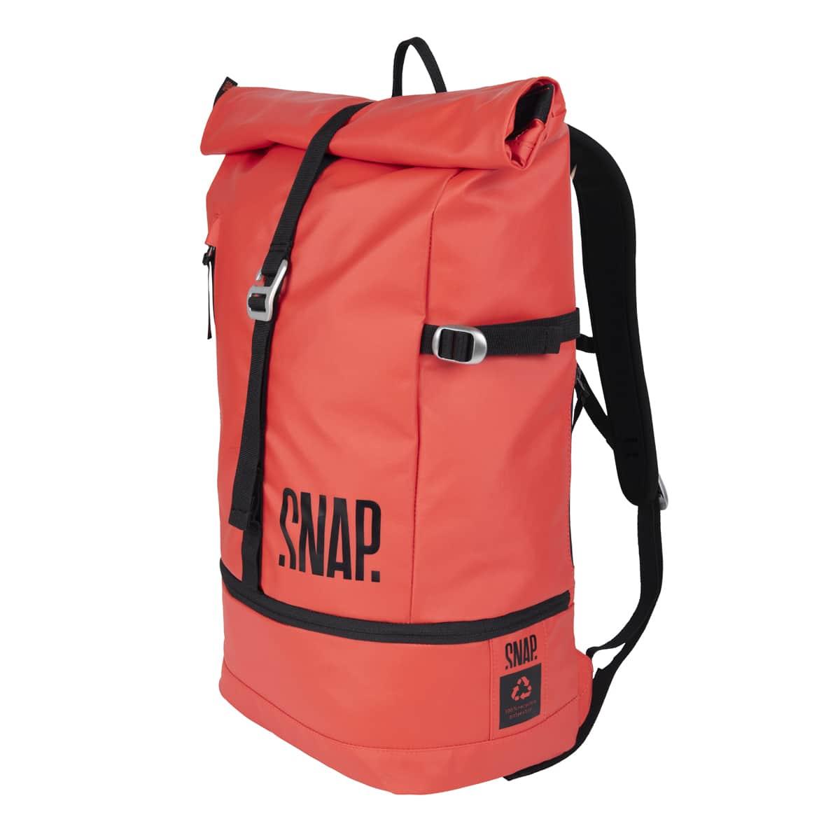 grenadine backpack roll top shape