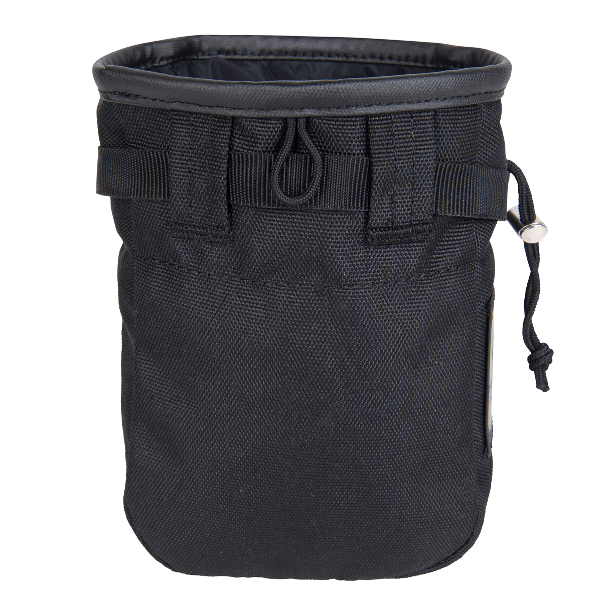 black chalk pocket recycled polyester
