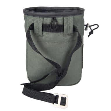 chalk pocket khaki climbing gear
