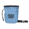 chalk pocket Snap climbing, a chalk bag for climbers