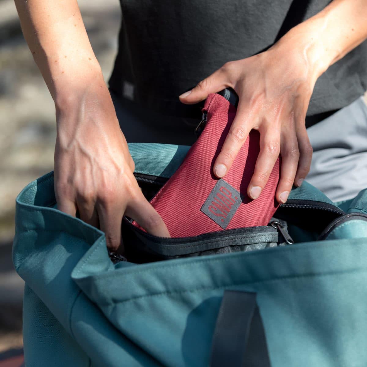 little pouch eco-friendly