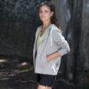 organic cotton climbing clothing hoody