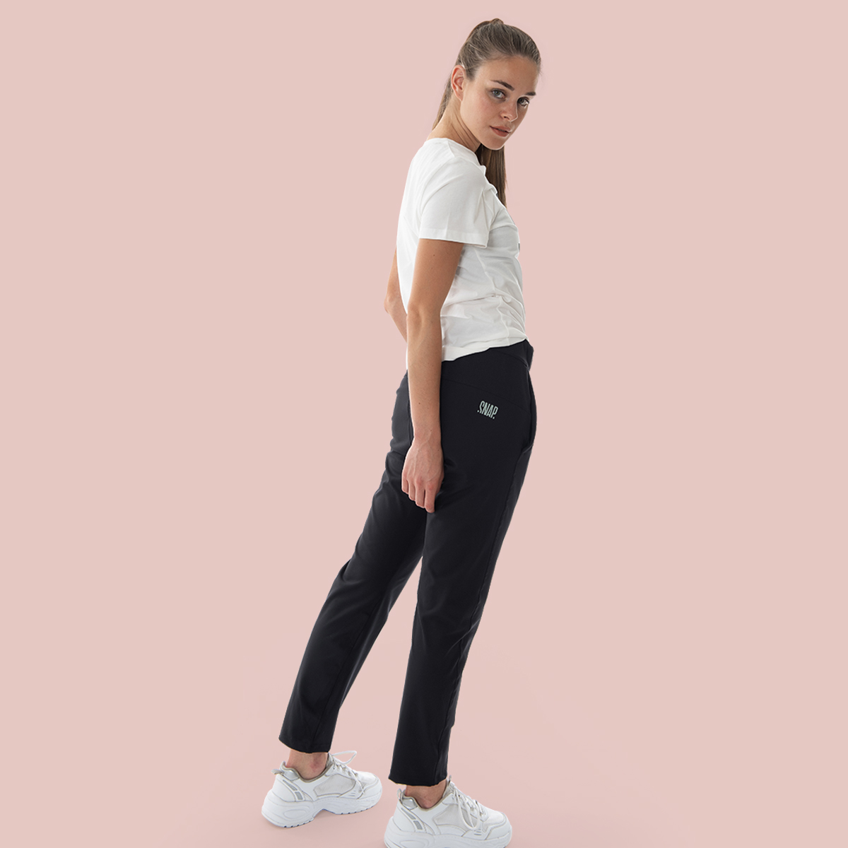 comfortable black pants