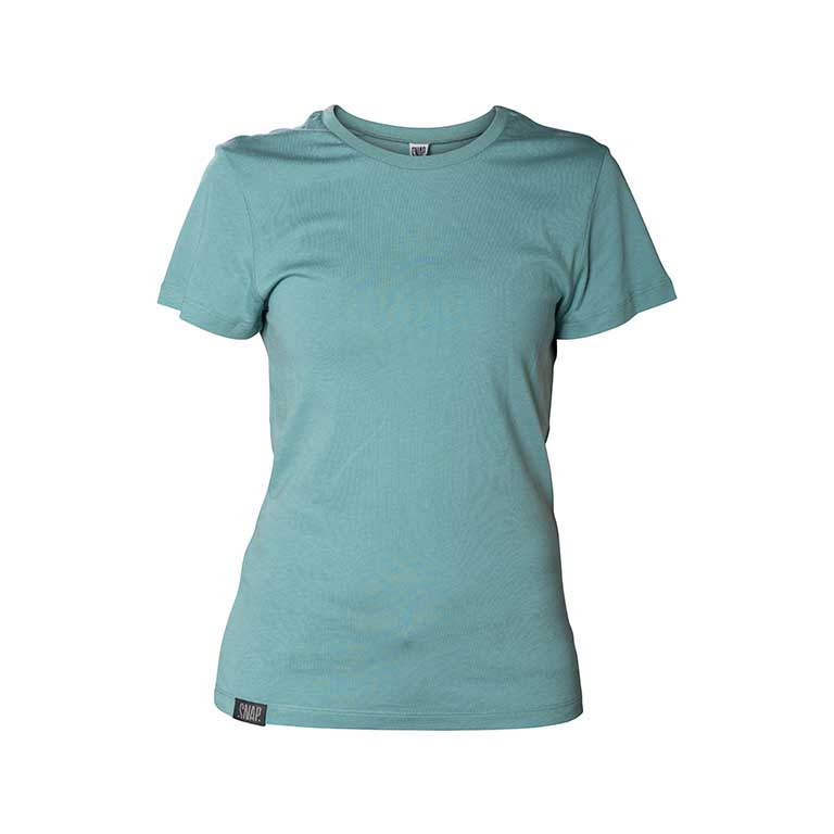 classic organic cotton green t-shirt
