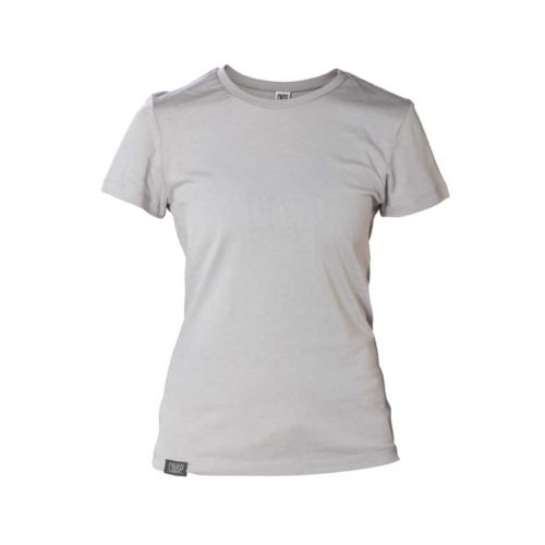 classic t-shirt in natural fabrics for woman