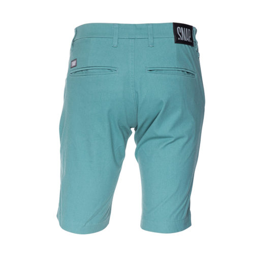 chino green short for climbing and working men