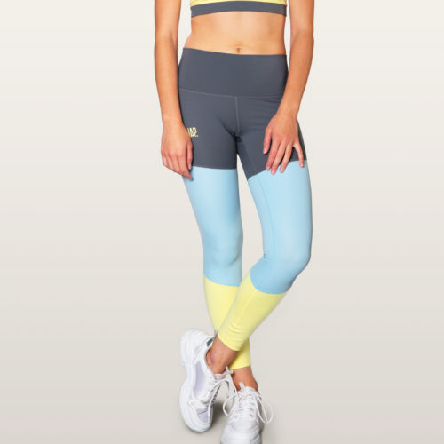 3 colors legging detail