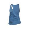 organic cotton blue tank top