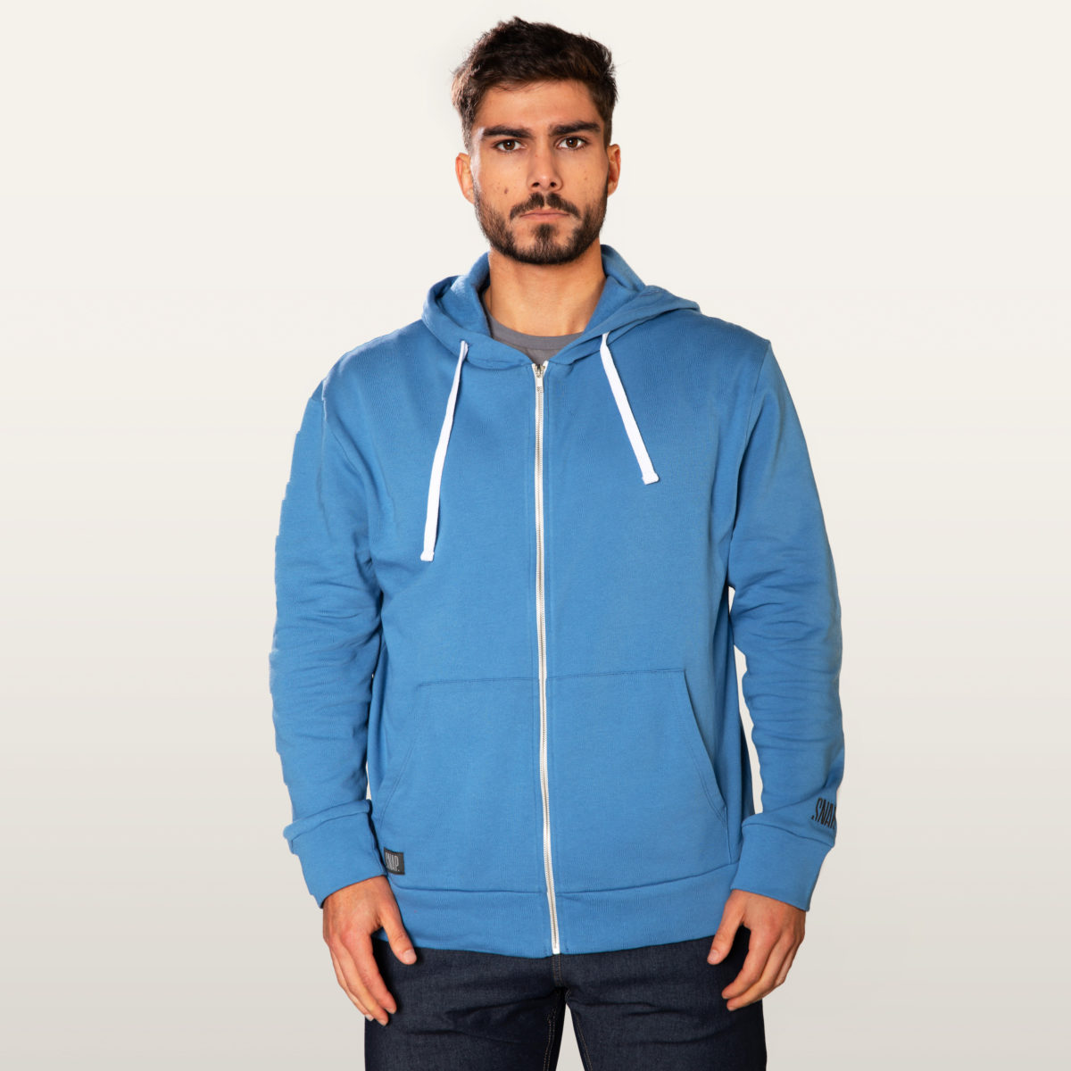 blue hoody for men and women
