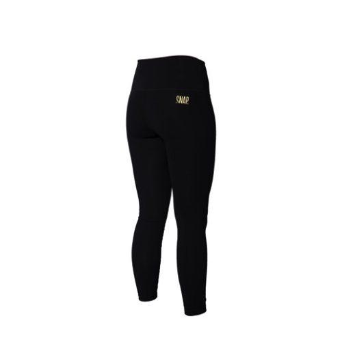 classic black legging