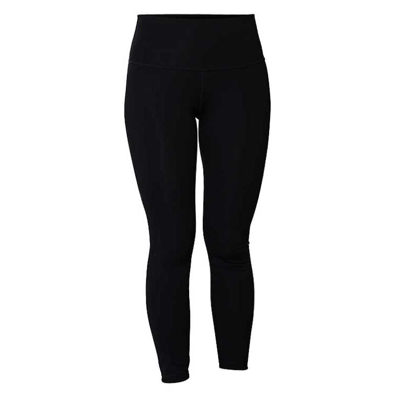 black legging front view