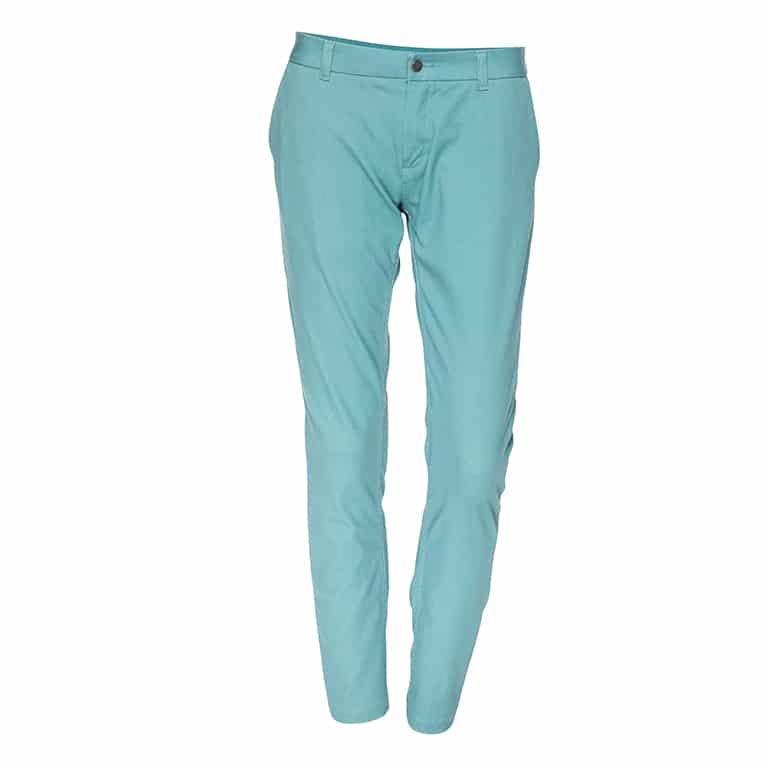 celadon chino pants