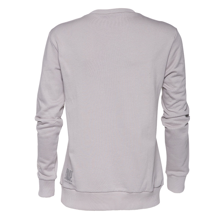 dietrich sweater grey color back