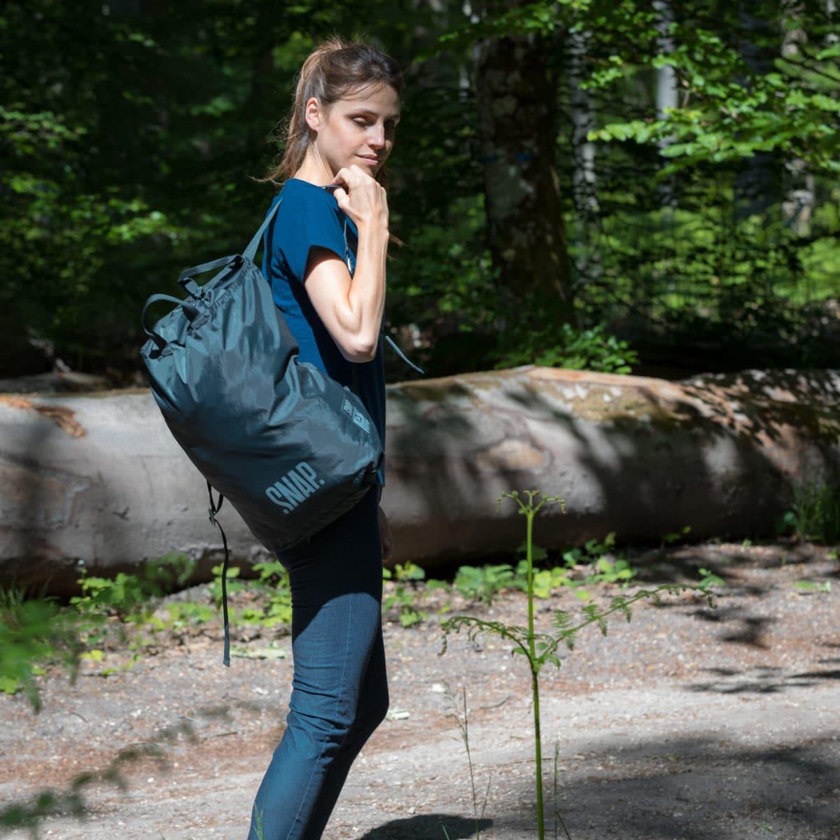 very light backpack haulbag