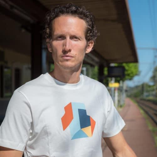 man organic t-shirt