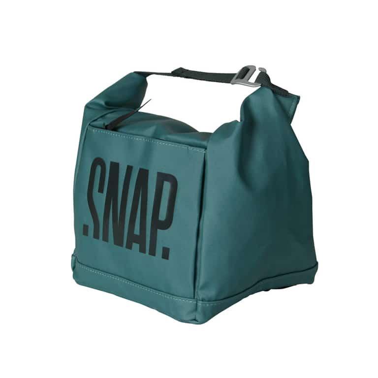 big chalk bag green TPU