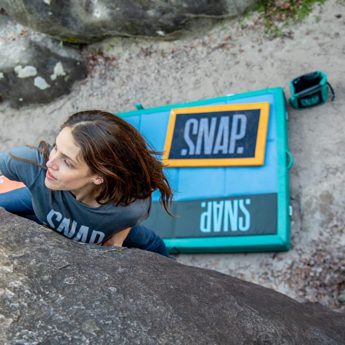 crash pad grand guts SNAP