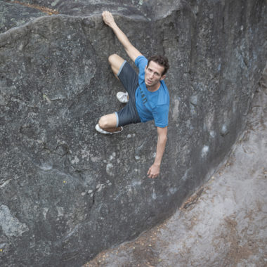 jeans shorts for climber