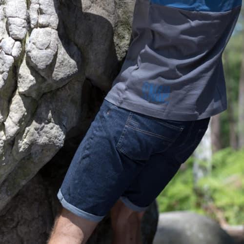 shorts denim man