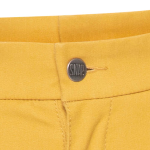 button of chino pant and short