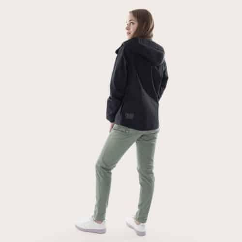 slim pants kaki for woman
