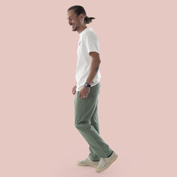 street style pants for man and climbers