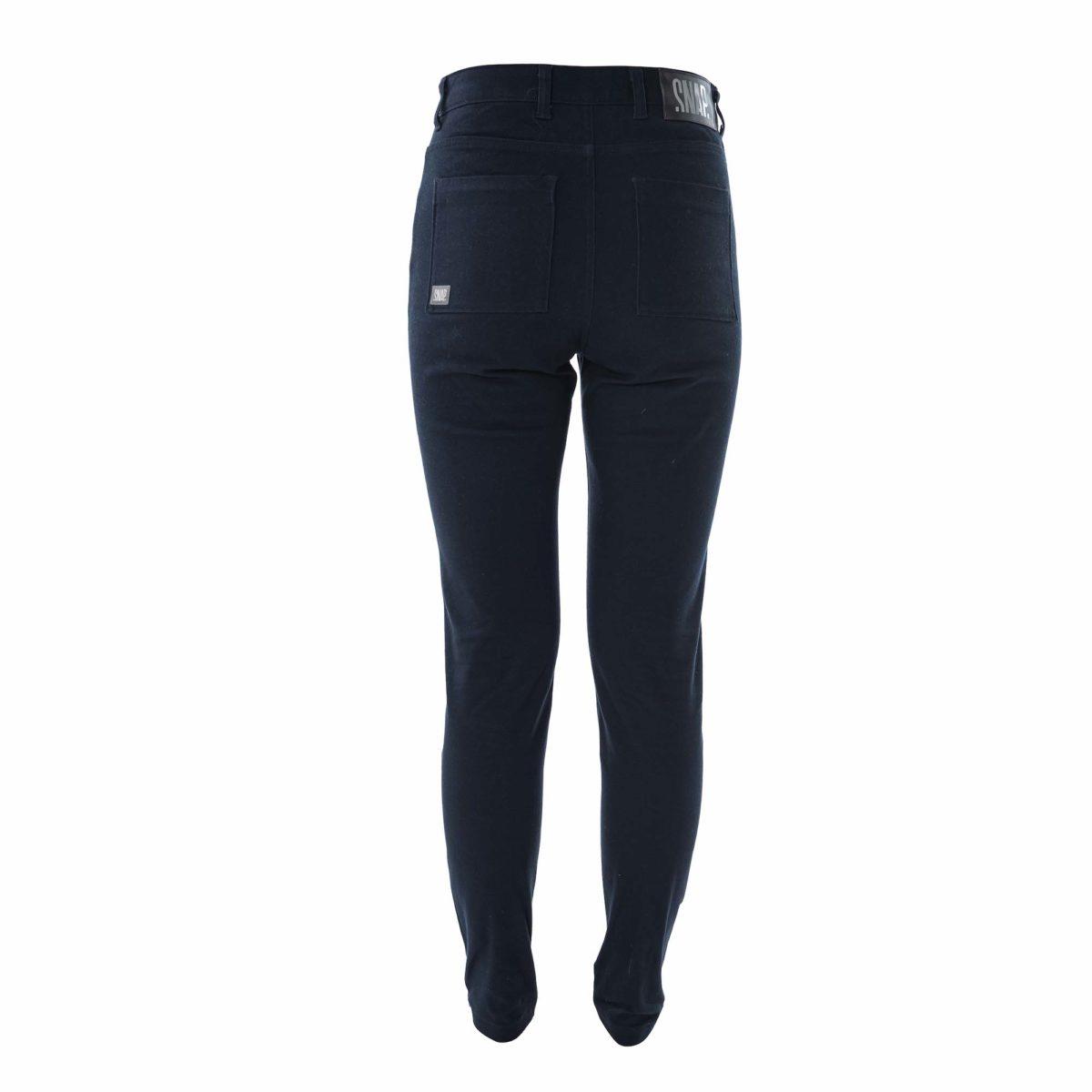 dark blue pants for woman