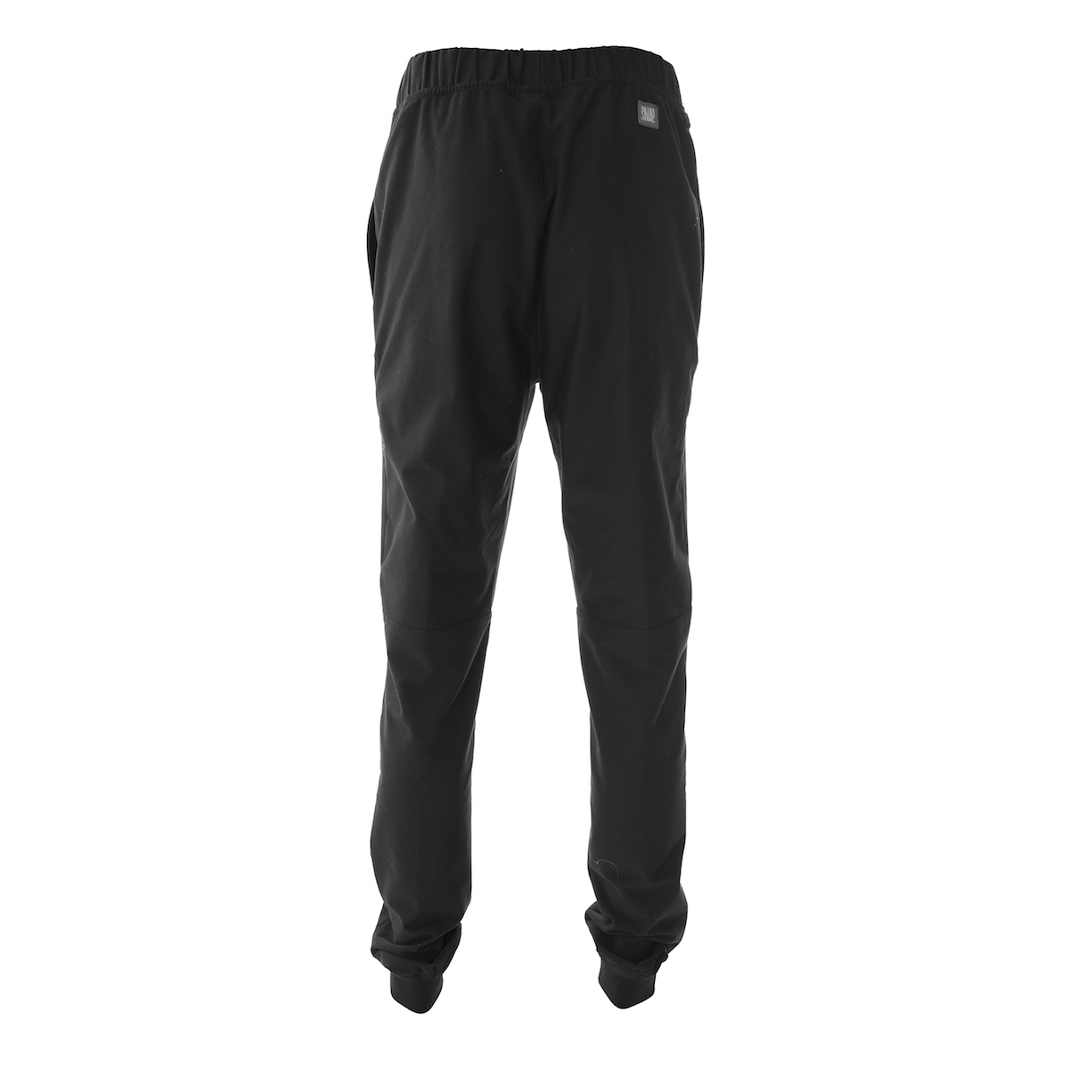 black jogging for climbers