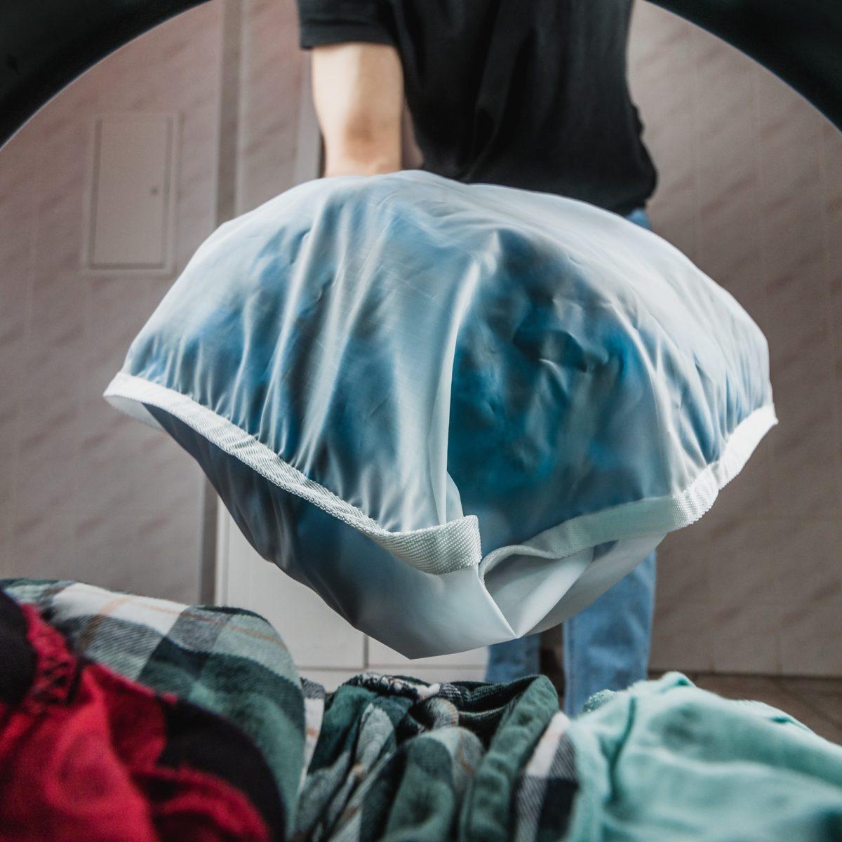 ecological washing bag