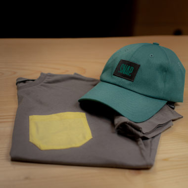 cap and Tshirt for climber