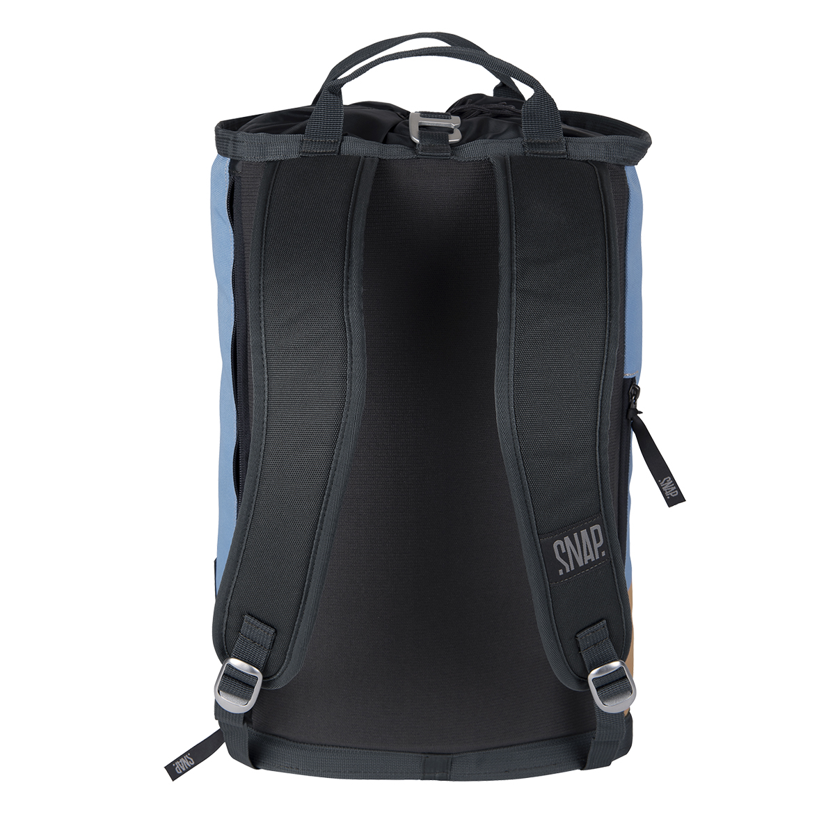 haulbag dietrich backpack for laptop back view