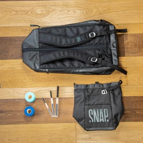 climber gift idea snapack
