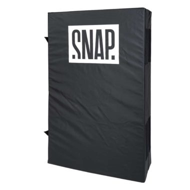 eco-friendly black crash pad