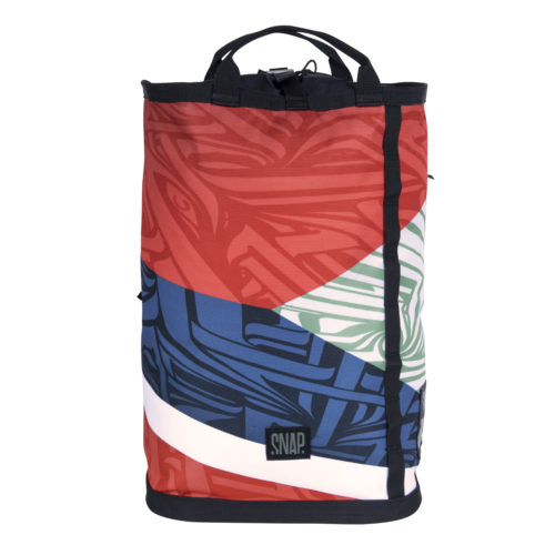 backpack haulbag collab Astro street artist