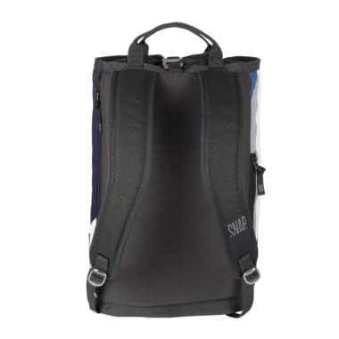 laptop backpack back side