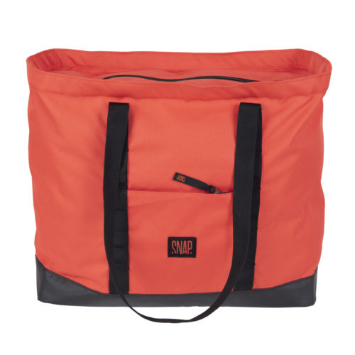 gear tote bag grenadine color