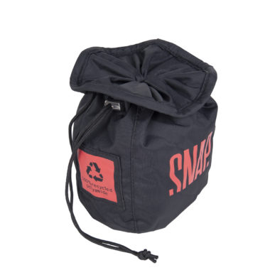 eco(friendly chalk bag for climbers