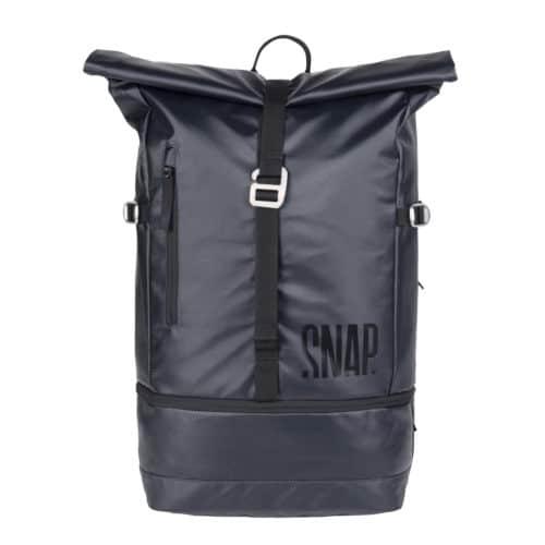 dark night backpack roll top