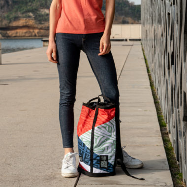 haulbag for everyday life and climbing