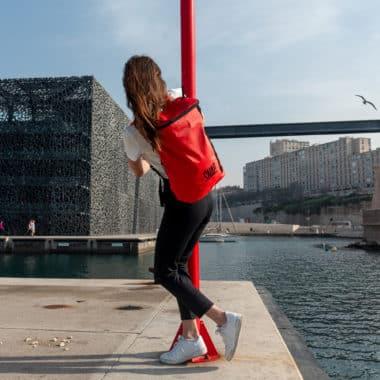 snap climbing compact backpack waterproof