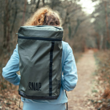 snap climbing compact backpack waterproof