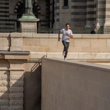climbin gorganic tshirt for man