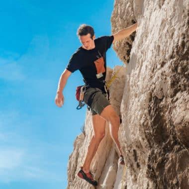 summer short for climbers