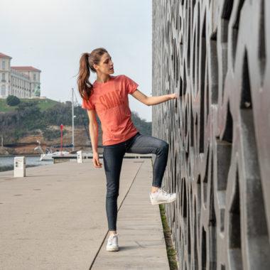 t-shirt merino wool for climbing