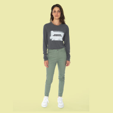 long sleeves technical merino t-shirt